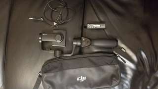 DJI Osmo Mobile with 2 batteries