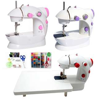 Mini Digital Sewing Machine Portable Jahit