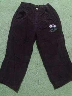 kiko corduroy pants #20under