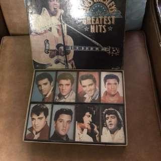 Elvis- Greatest hits - Casette tapes