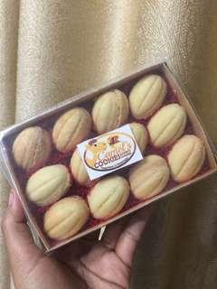 Camel eye cookies caramel flavor