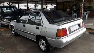 Proton saga 1.5 power string