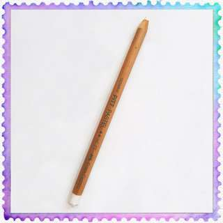 Faber-castell Germany PITT PASTEL Pencil Soft White (USED)