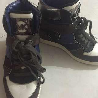 *preloved* Michael Kors Wedge Sneakers S39