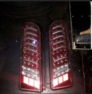 NV350 Tail Light