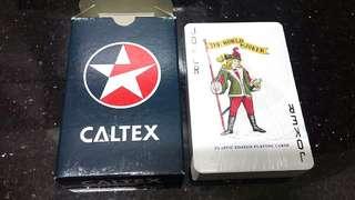 加德是油站-(紙牌)懷舊玩具