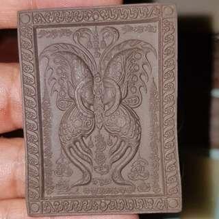 Kruba Krissana Blk B Butterfly Black Powder BE2559 WAT ARSOM 40 YANTS
