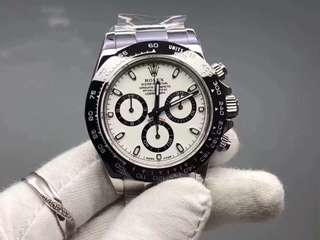 Rolex Daytona White Dial ETA 7750 Swiss Engine