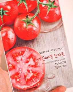 Masker Tomato Nature Republic