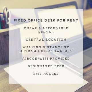 Cheap and Affordable Office Desk for Rent!