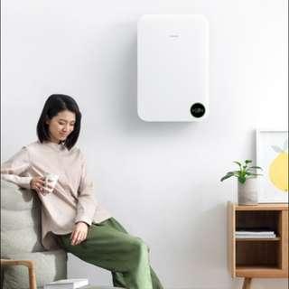 2018 Xiaomi Mijia Smartmi Fresh Air System Wall Mounted Air Purifier