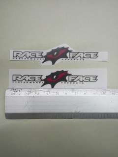 Raceface decals / stickers (eye)