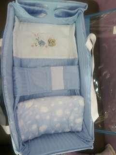 Offer!!!Baby bad basket portable.
