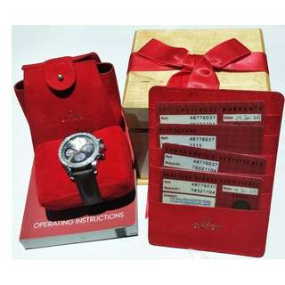 Omega Co-Axial Automatic Chronometer Ladies Watch Ref. 4877.60.37