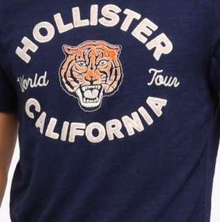 Hollister Animal Tech Shirt