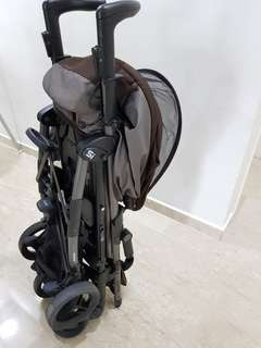 Good condition! Peg Perego SI Stroller (Brown)