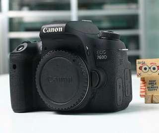 Camera Canon Eos 760D Bisa Kredit Proses Cepat