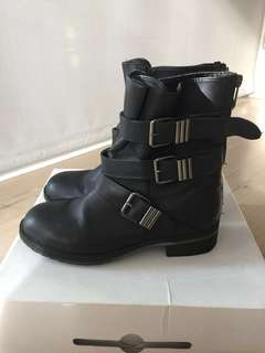 Motorcycle style Boots