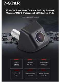 Car Camera - Car Reverse camera - Car Rear Camera - Reverse Rear Car Camera system - 7-STAR* Car Cam