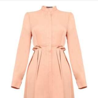 Poplook Dress Verla Henley