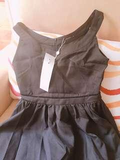 🚚 Pazzo黑色洋裝