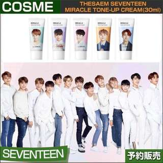 SEVENTEEN X The Saem Products MY Group Pre-order (New Batch!!!)