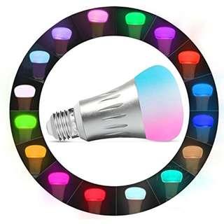 (14) Wi-fi Smart bulb E14base