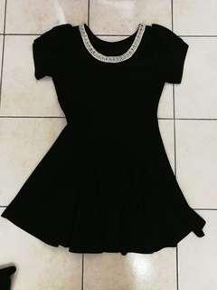 Black Dress #20under