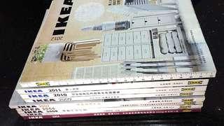 (2004~2012) Ikea catalog懷舊家品