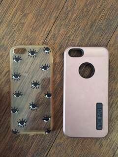 iPhone 5/5s/SE/6/6S/7 Cases