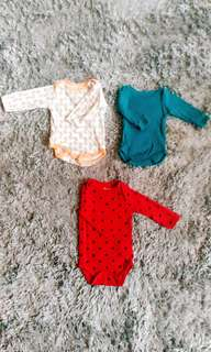 Rompers 3 FOR RM20 #20under