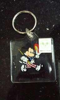 (八十年代)日本迪士尼-米奇匙扣