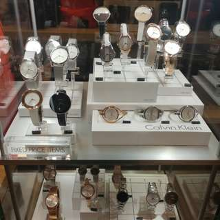 代購Calvin Klein Watches Jewelry15%off