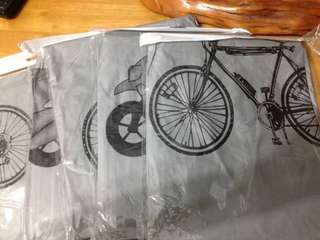 E-bike/bike cover sheet