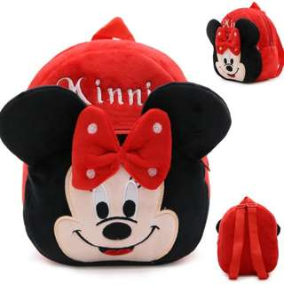 Kids Mickey And Minnie Mouse Bag