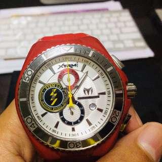 Technomarine Cruise Sport Red Limited Edition Watch