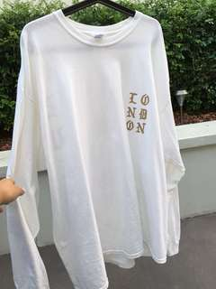 London Pablo Kanye Loves Kanye Shirt
