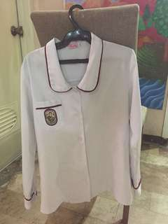 Perpetual Senior HS uniform