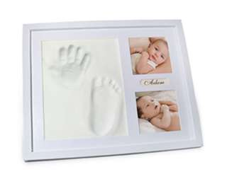 Baby Palm & Foot Print frame
