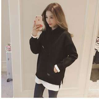 Korean Casual Style Hoodies