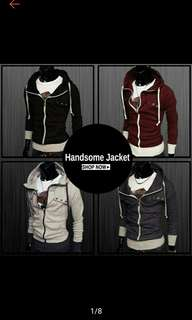 Male Handsome Jacket