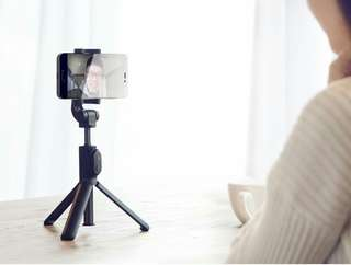 Xiaomi 小米 Mi Selfie-stick Tripod Black (Bluetooth)