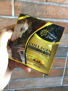 4 Collagen Golden Hair Mask