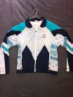 Sergio Tacchini Vintage Jacket Large