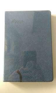 Singpost 21.5X14.5cm notebook