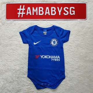 *2017/18* Chelsea Home Baby Romper