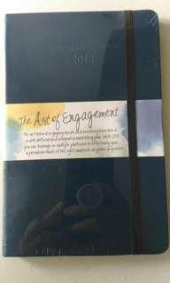 SPH 21.5X14cm notebook