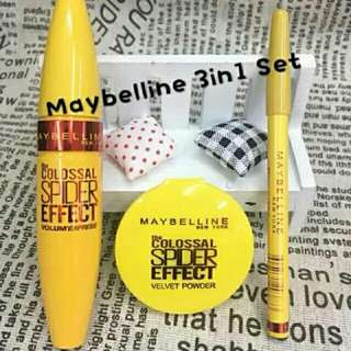 Maybelline 3 in 1
