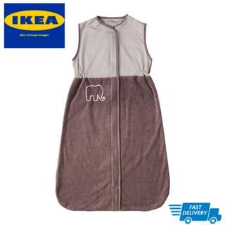 IKEA CHARMTROLL Sleeping bag, beige FAST DELIVERY