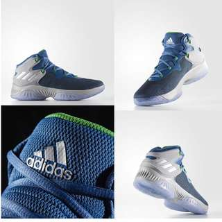 Adidas Explosive Bounce Basketball Shoes